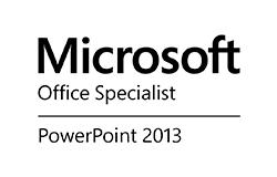 Zertifiziert Microsoft Office Specialist PowerPoint 2013