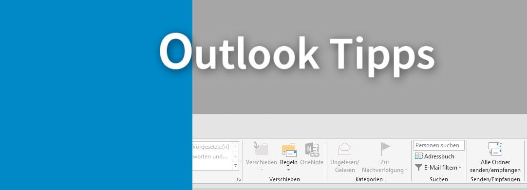 MS Outlook Tipps und Tricks